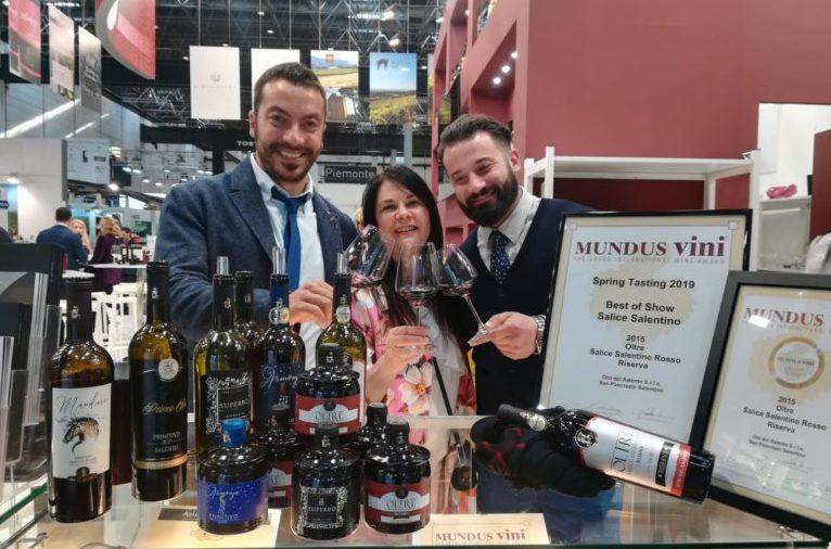 """L'enologo trapanese Vito Oddo primeggia al """"Mundus Vini 2019"""""""